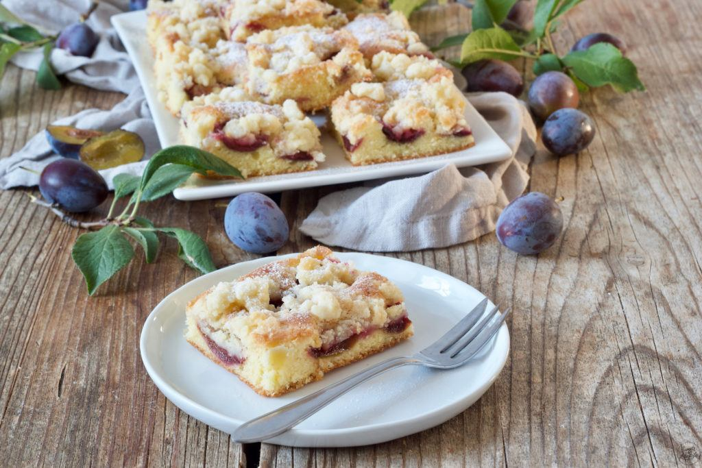 Zwetschkenkuchen Mit Streusel Rezept Sweets Lifestyle