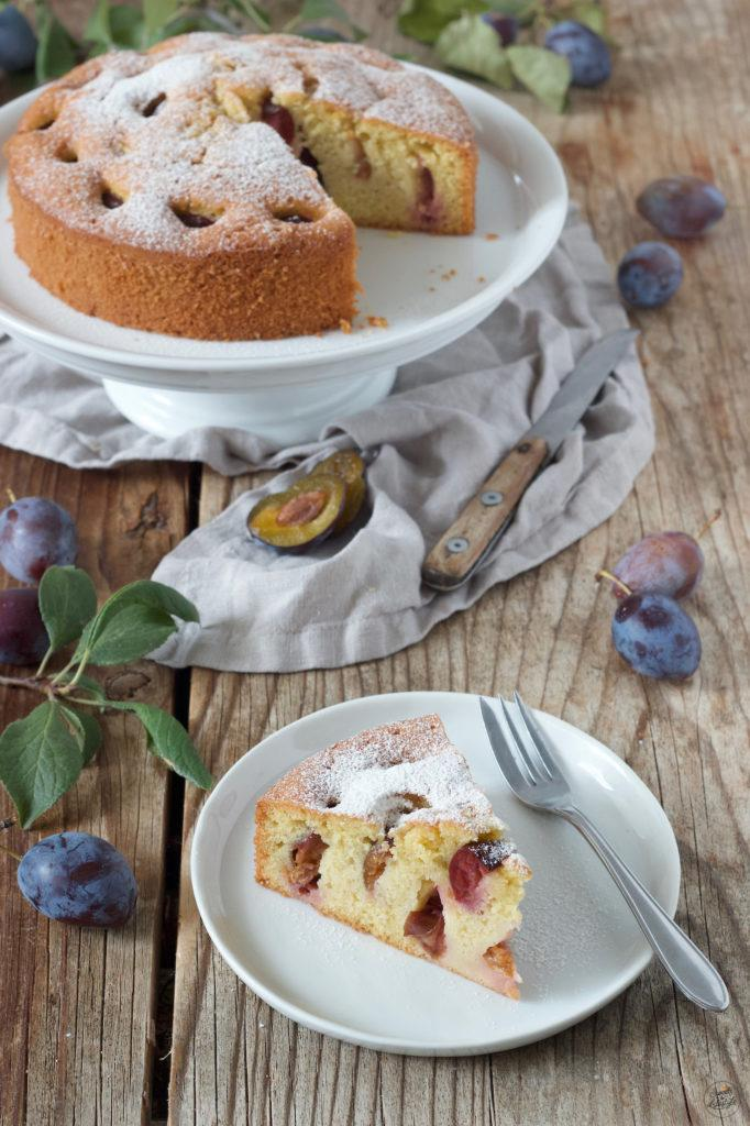 Schneller Zwetschkenkuchen nach einem Rezept von Sweets & Lifestyle®