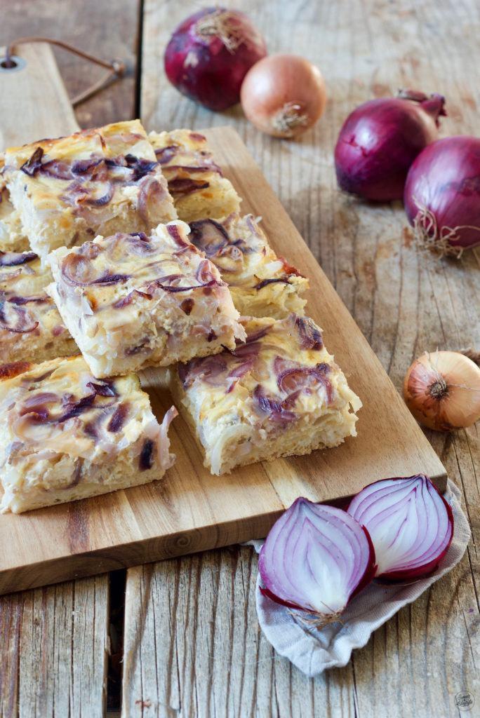 Vegetarisches Zwiebelkuchen Rezept von Sweets & Lifestyle®