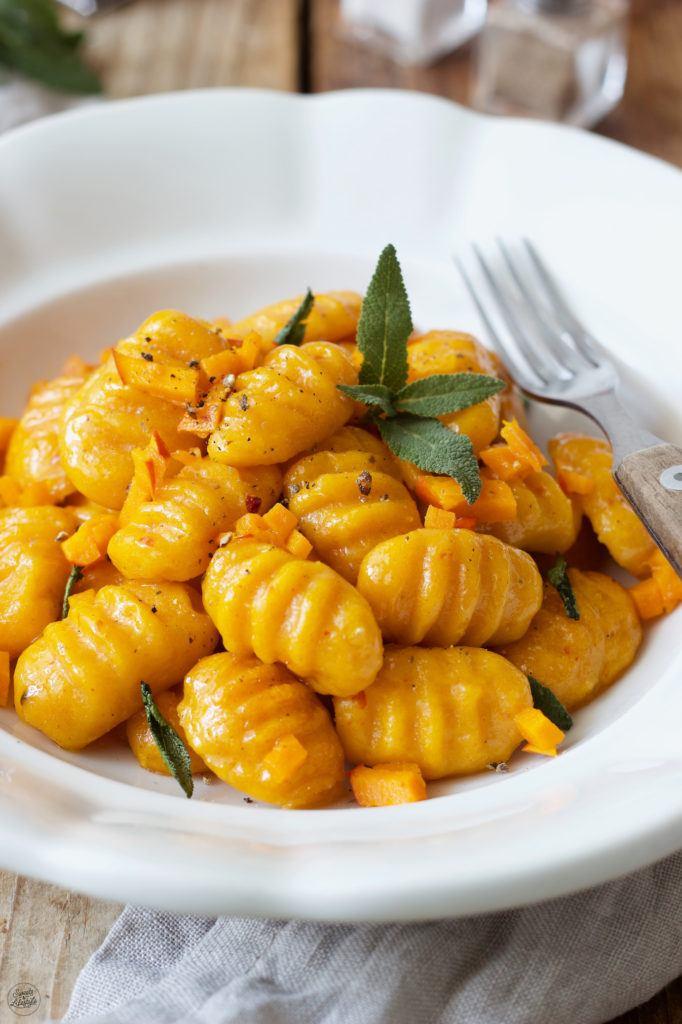 Einfaches Kürbis Gnocchi Rezept von Sweets & Lifestyle®