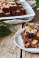 Rezept für einen Schoko-Birnen-Kuchen vom Blech von Sweets & Lifestyle®
