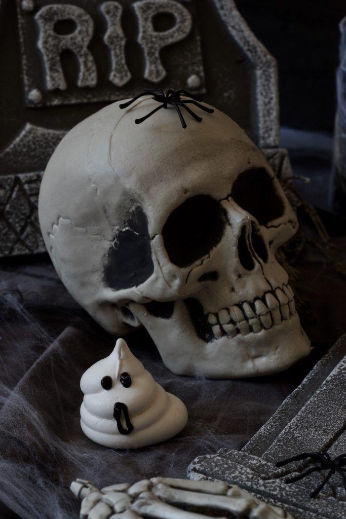 Baiser Geister Rezept für Halloween von Sweets & Lifestyle®