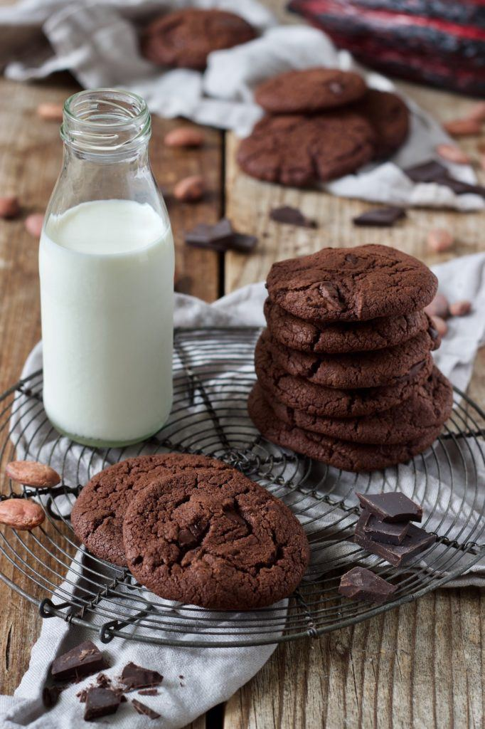 Double Chocolate Cookies Rezept von Sweets & Lifestyle®