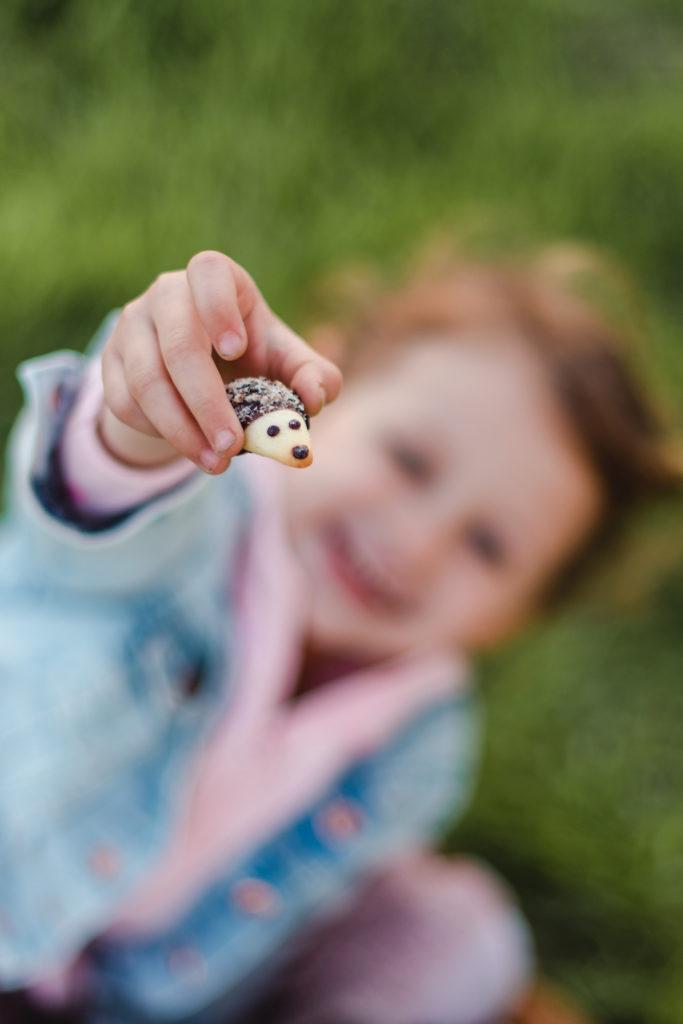 Igelkekse für den Kindergeburtstag von Sweets & Lifestyle®