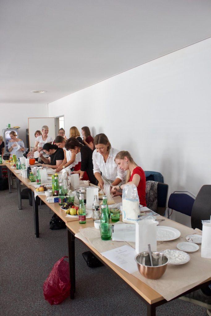 Konfektherstellung beim Workshop mit Verena Pelikan von Sweets & Lifestyle®
