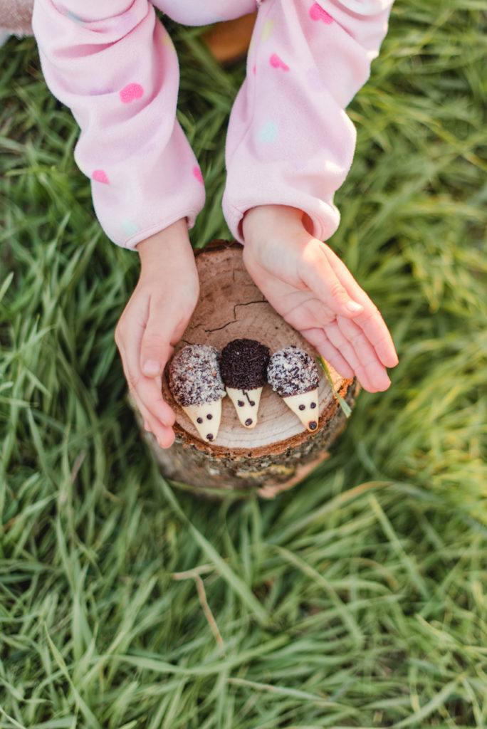 Leckere Igelkekse nach einem Rezept von Sweets & Lifestyle®