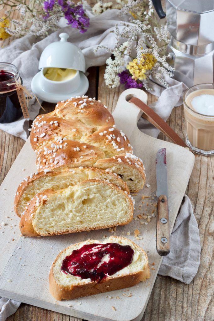 Leckerer Quarkzopf ohne Hefe von Sweets & Lifestyle®