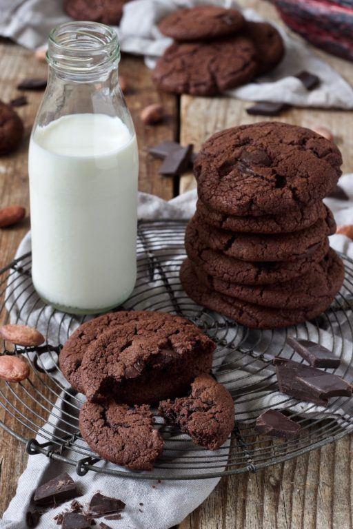 Schoko Cookies Rezept von Sweets & Lifestyle®