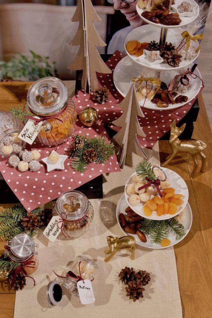 Selbst gemachtes Konfekt nach Rezepten von Sweets & Lifestyle® als Weihnachtsgeschenk aus der Küche