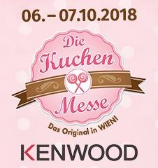 Verena von Sweets & Lifestyle auf der Kuchenmesse in Wien
