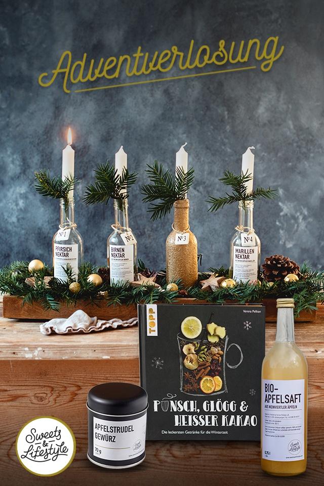 Addventgewinnspiel zum 1. Advent - ein Punschset gewinnen von Sweets & Lifestyle®