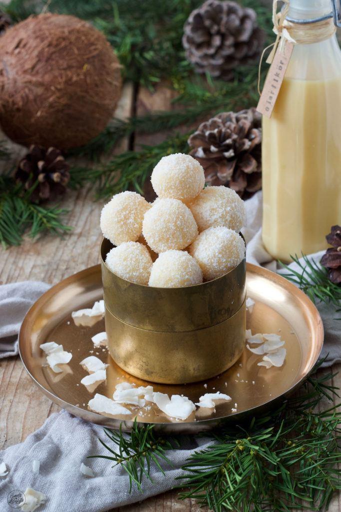 Eierlikörkugeln Rezept von Sweets & Lifestyle®