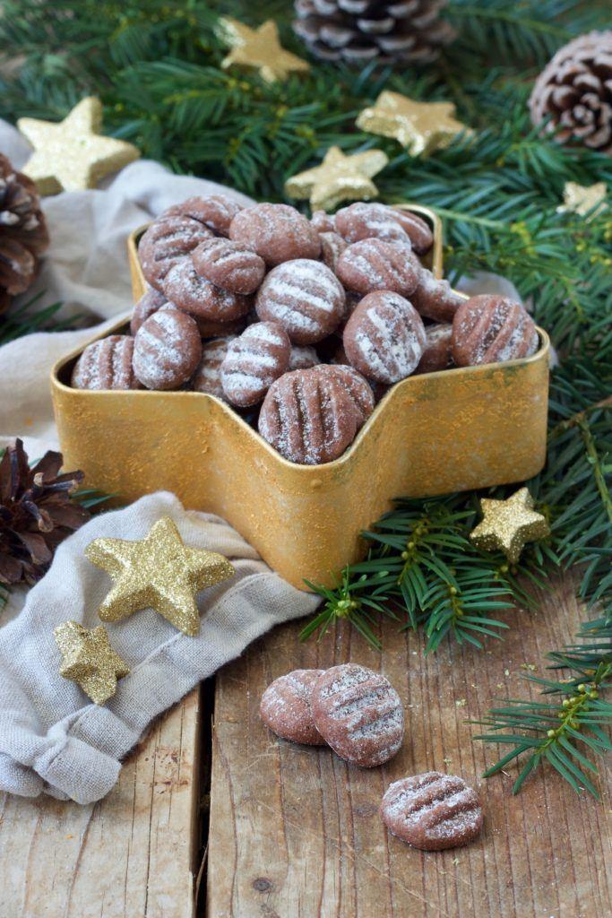 Fluffige Schokopuddingplätzchen nach einem Rezept von Sweets & Lifestyle®