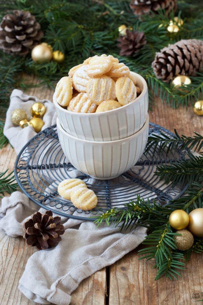 Kekse mit Puddingpulver schnell und einfach gemacht nach einem Rezept von Sweets & Lifestyle®