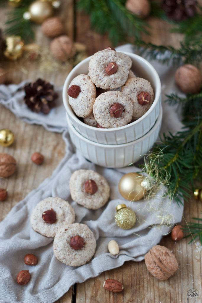 weiche Nussbusserl nach einem Rezept von Sweets & Lifestyle®
