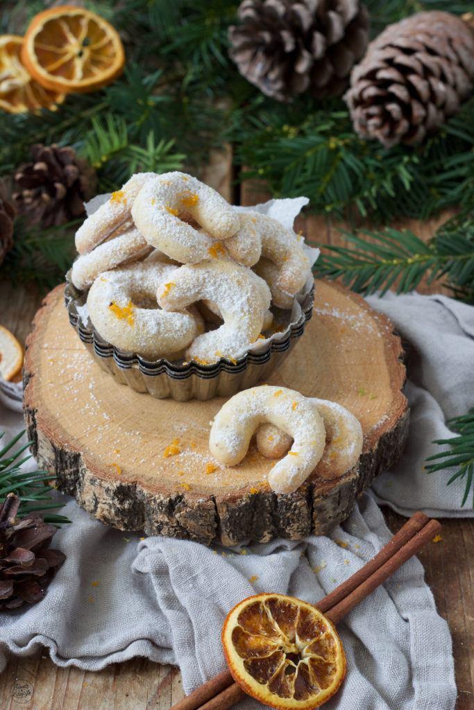 Orangenkipferl Rezept von Sweets & Lifestyle®