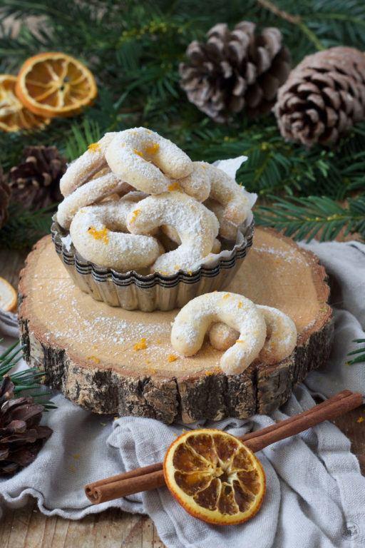 Leckeres Orangenkipferl Rezept von Sweets & Lifestyle®