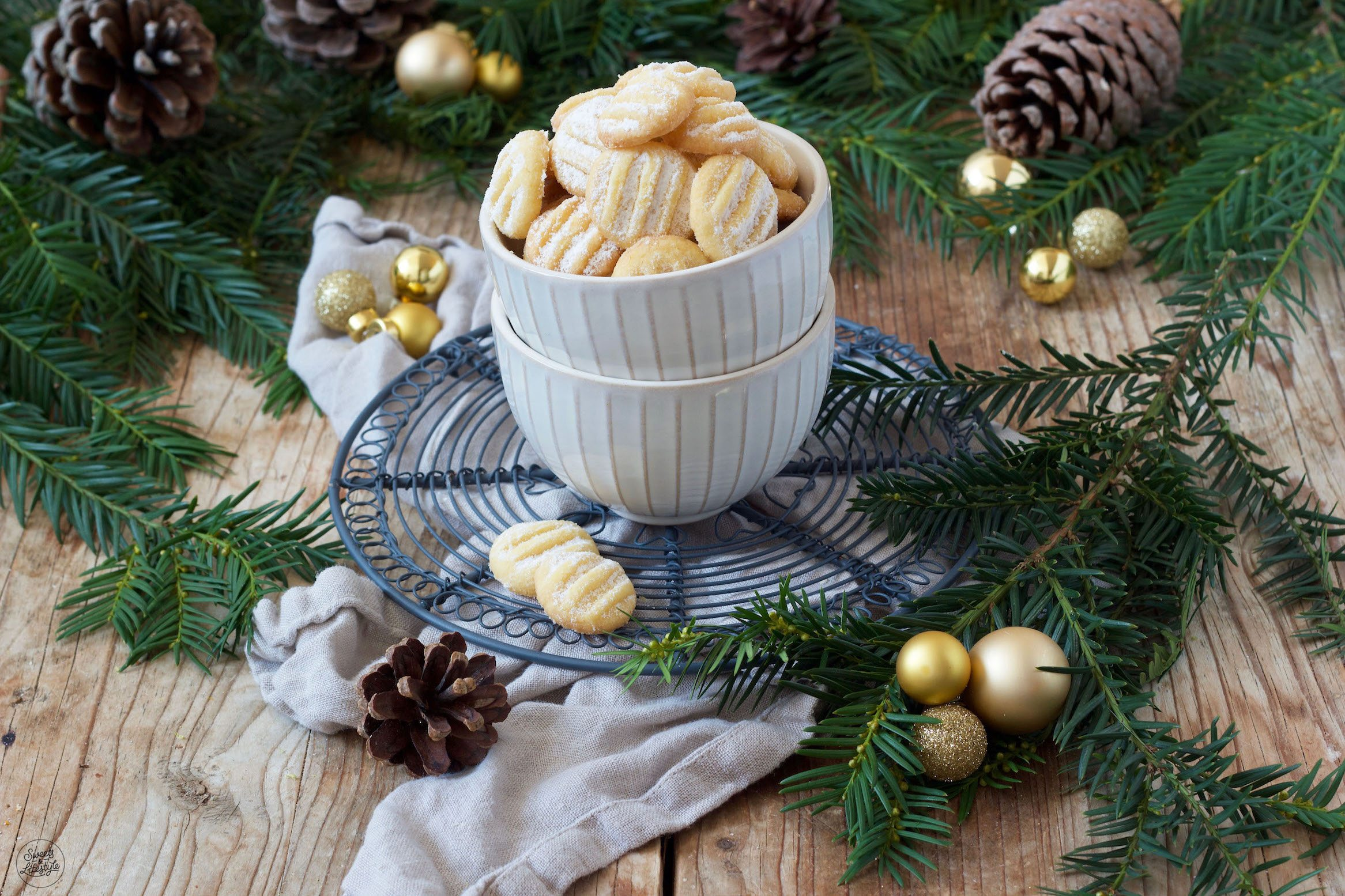 Schnelle Weihnachtskekse.Puddingplätzchen Weihnachtskekse Rezept Sweets Lifestyle