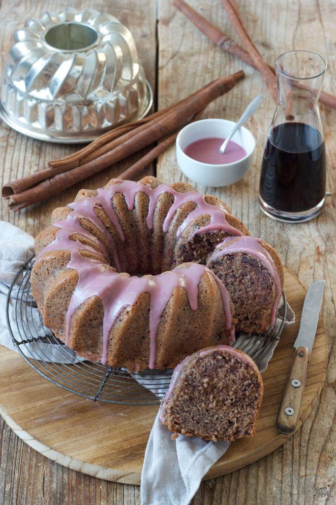 Leckerer Rotweingugelhupf nach einem Rezept von Sweets & Lifestyle®️