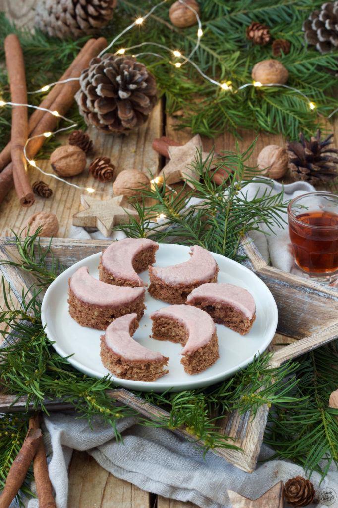 Rummonde als Weihnachtskekse nach einem Rezept von Sweets & Lifestyle®