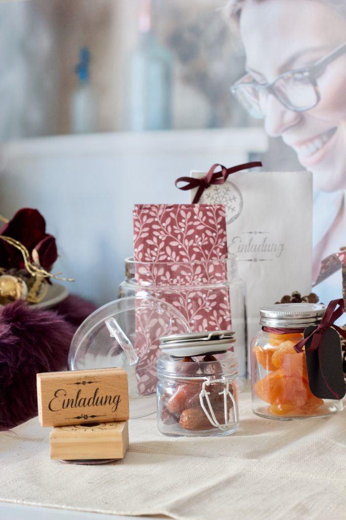 Selbst gemachte Geschenke aus der Küche gemacht beim Konfektworkshop von DEPOT von Sweets & Lifestyle®