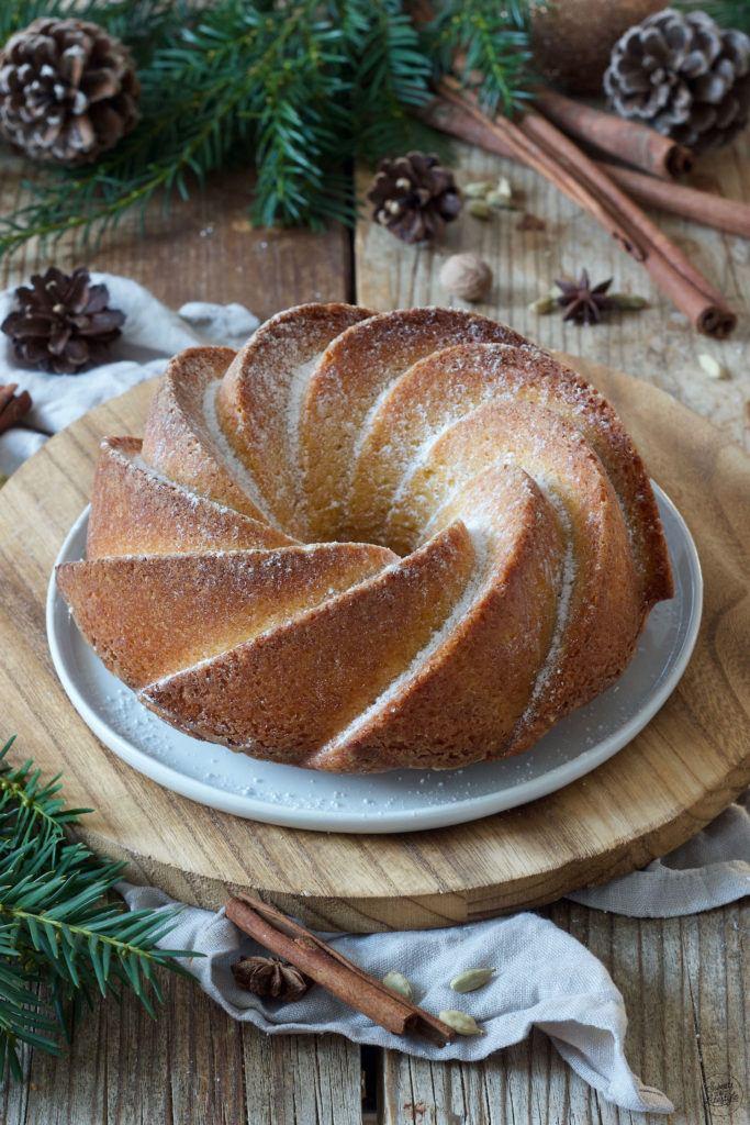 Leckeres Spekulatiusgugelhupf-Rezept von Sweets & Lifestyle®️