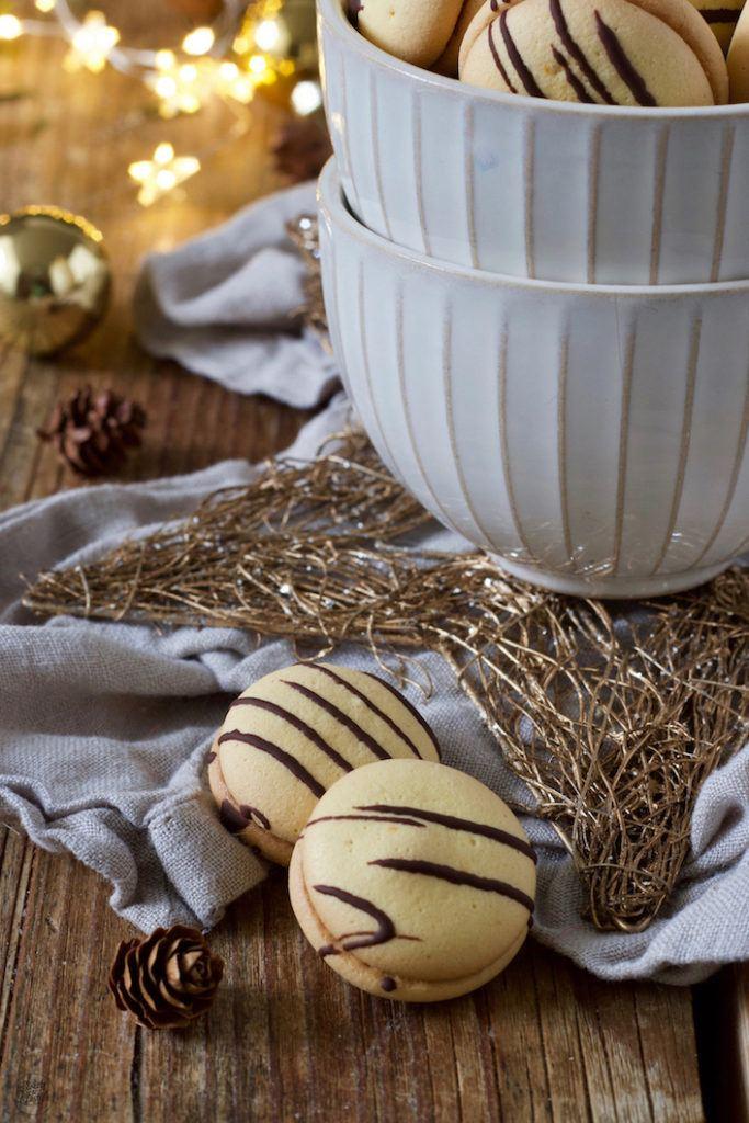 Eigelb-Kekse zur Eigelbverwertung von Sweets & Lifestyle®