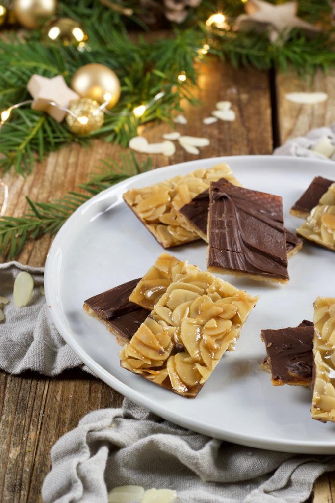Florentiner Weihnachtskekse nach einem Rezept von Sweets & Lifestyle®