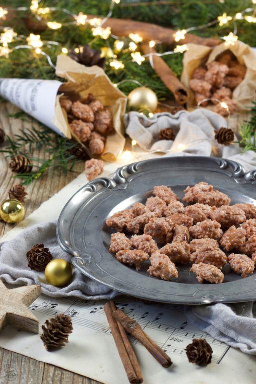 Gebrannte Mandeln selbst gemacht nach dem einfachen Rezept von Sweets & Lifestyle®