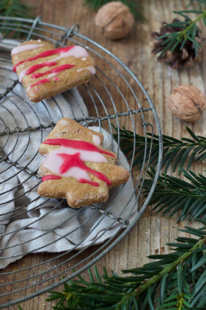 Lebkuchen mit Walnüssen der sofort verarbeitet werden kann nach einem Rezept von Sweets & Lifestyle®