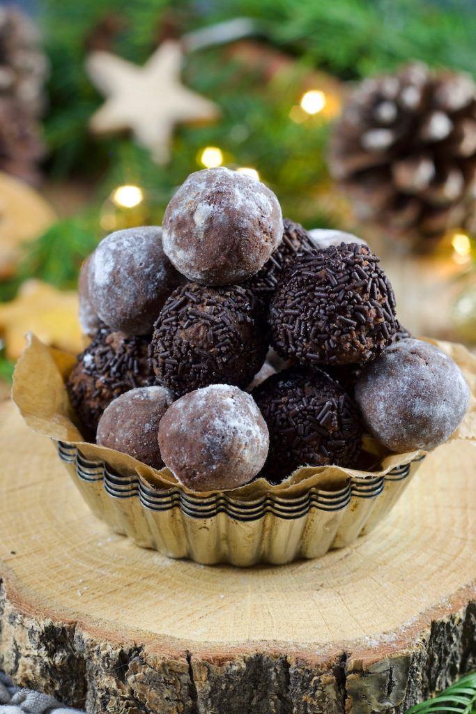 Leckeres Lebkuchenkugeln Rezept von Sweets & Lifestyle®