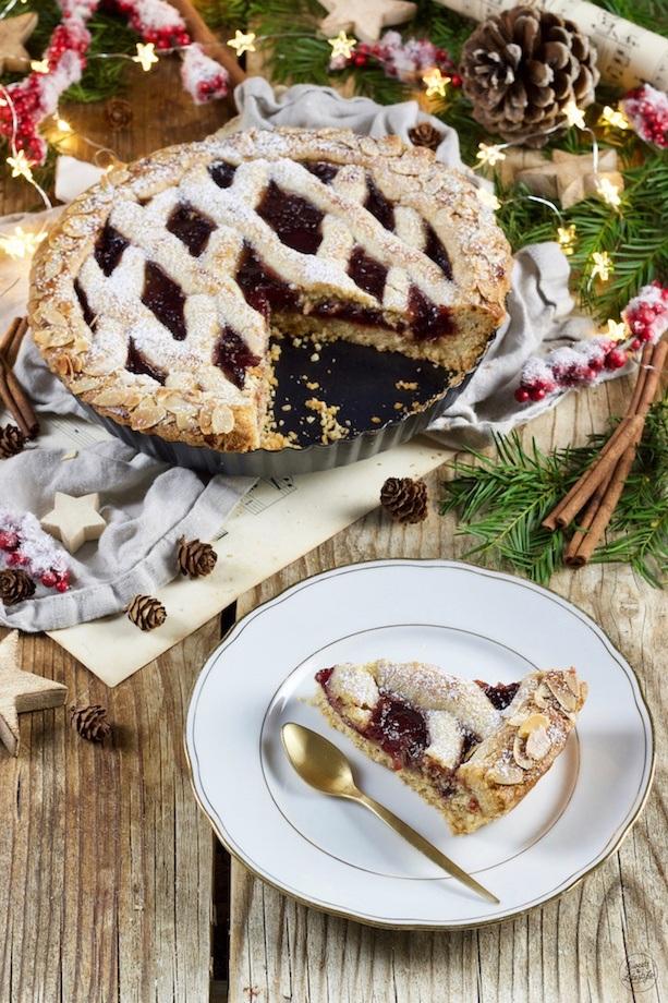 Leckere, saftige Linzer Torte nach einem Rezept von Sweets & Lifestyle®