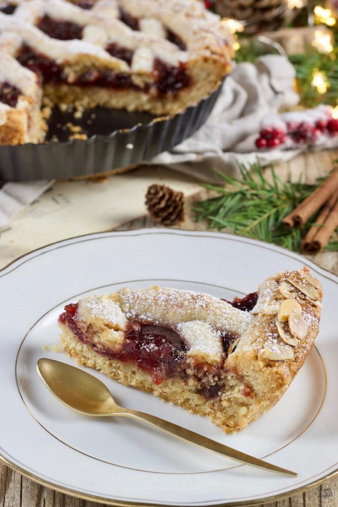 Saftige Linzer Torte nach einem Rezept von Verena von Sweets & Lifestyle®