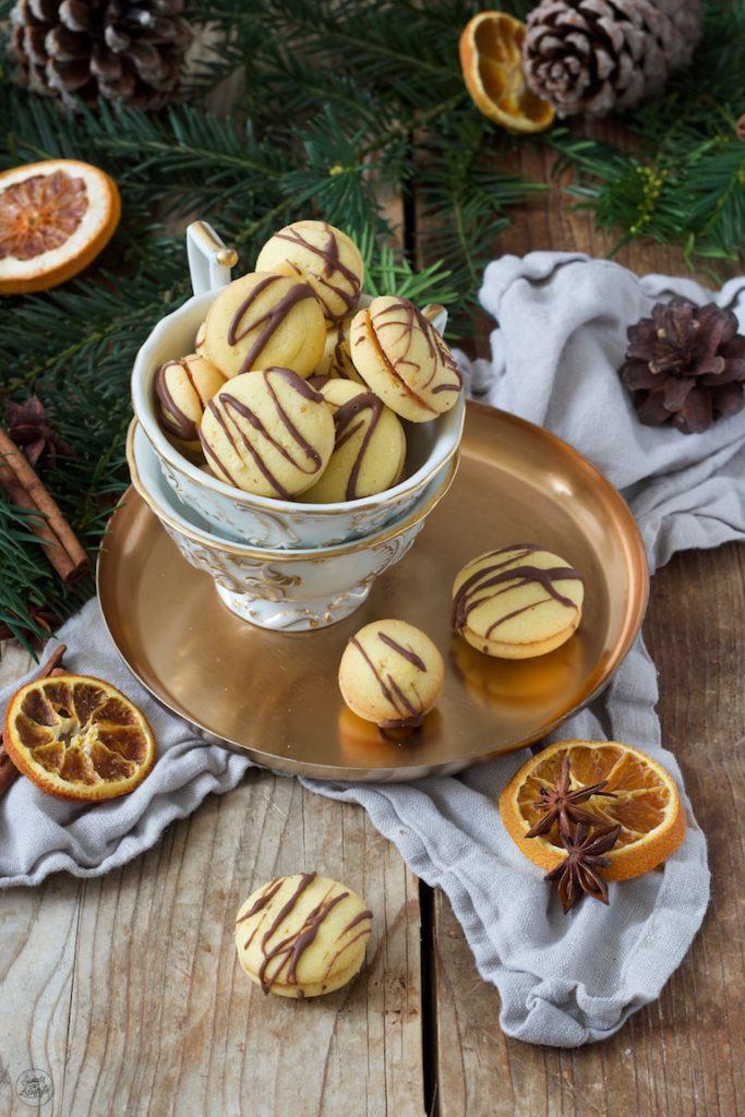 Einfaches Orangendukaten Rezept von Sweets & Lifestyle®
