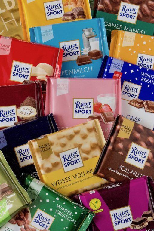 Ritter Schokolade von Sweets & Lifestyle®
