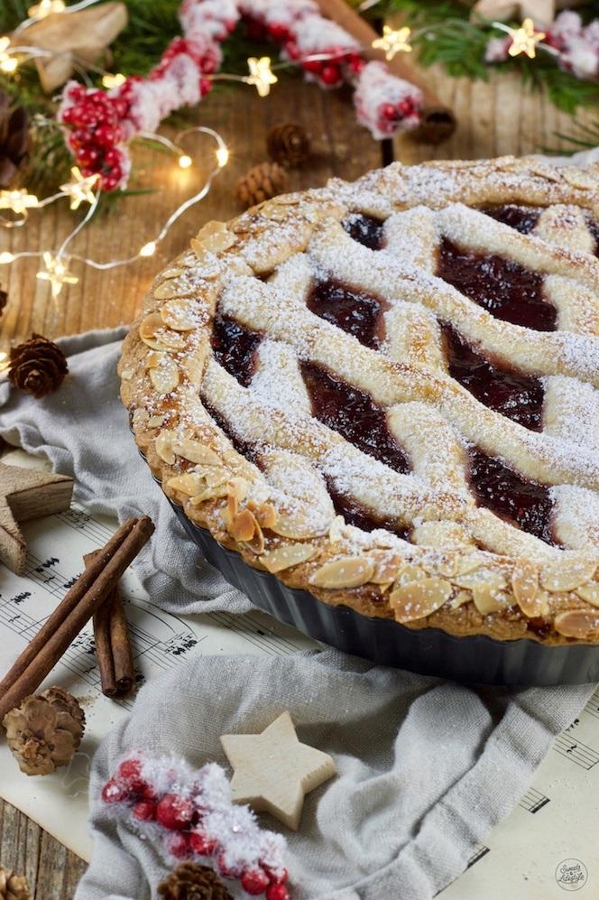 Saftige Linzer Torte nach dem gelingsicheren Rezept von Sweets & Lifestyle®