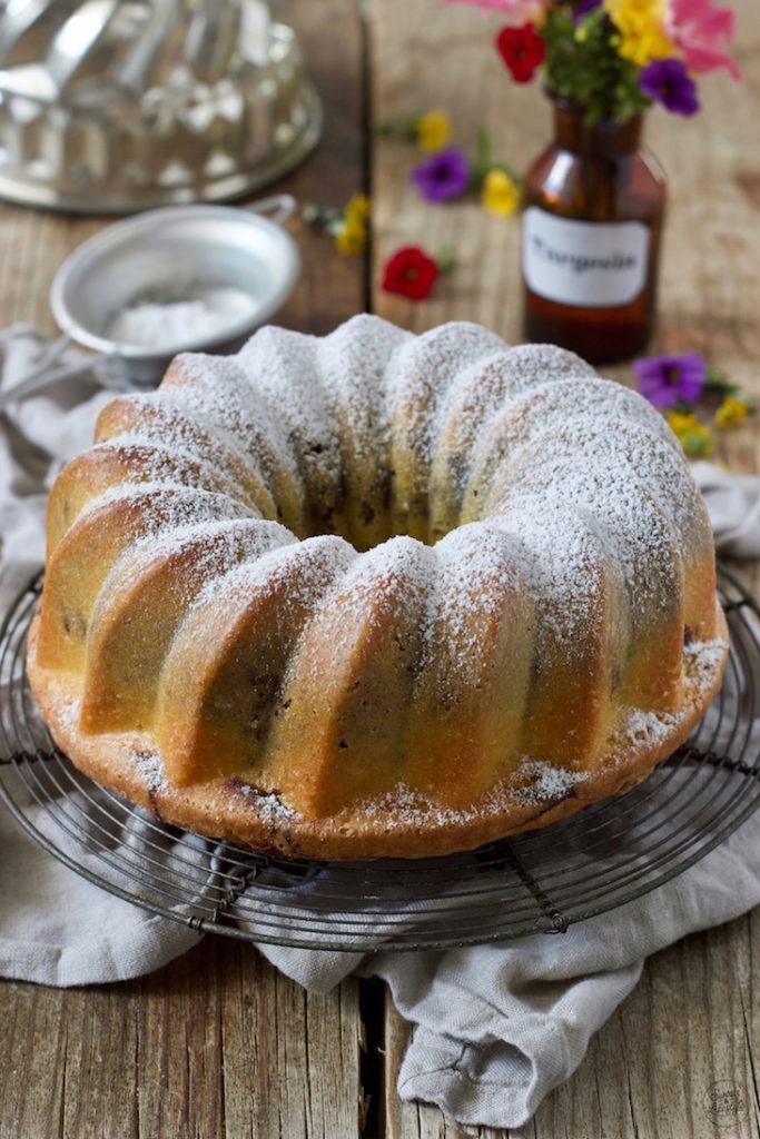 Saftiger Marmorgugelhupf nach einem Rezept von Sweets & Lifestyle®️