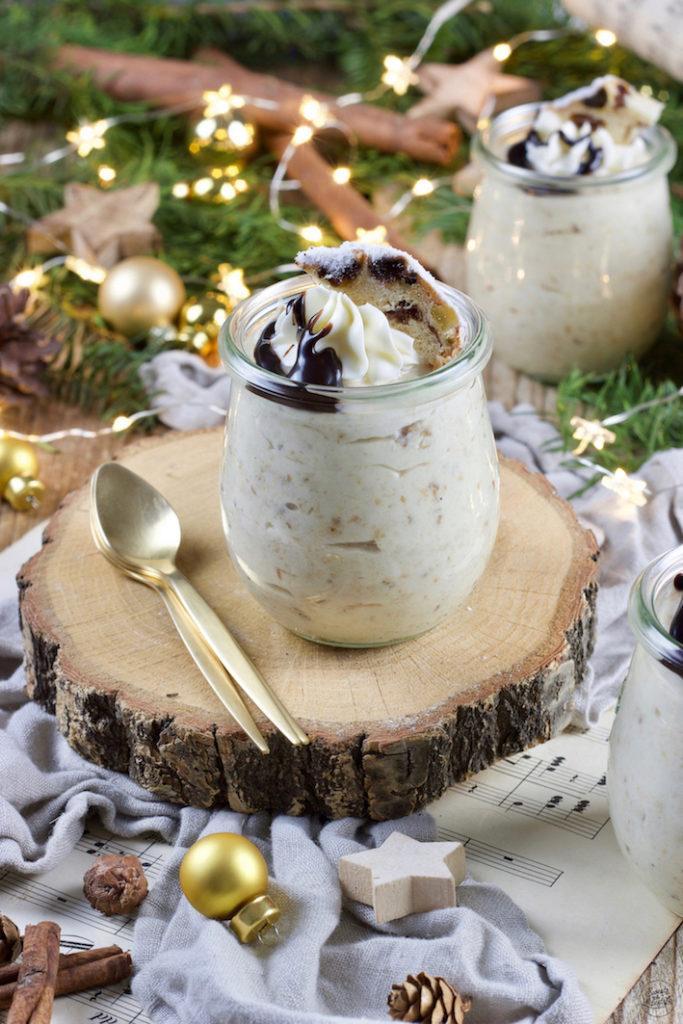 Einfaches Stollen-Mousse Rezept von Sweets & Lifestyle®