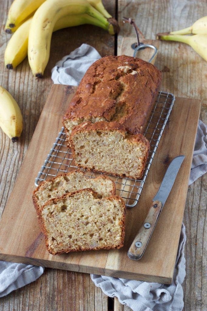 Leckeres Banana Bread Rezept von Sweets & Lifestyle®️