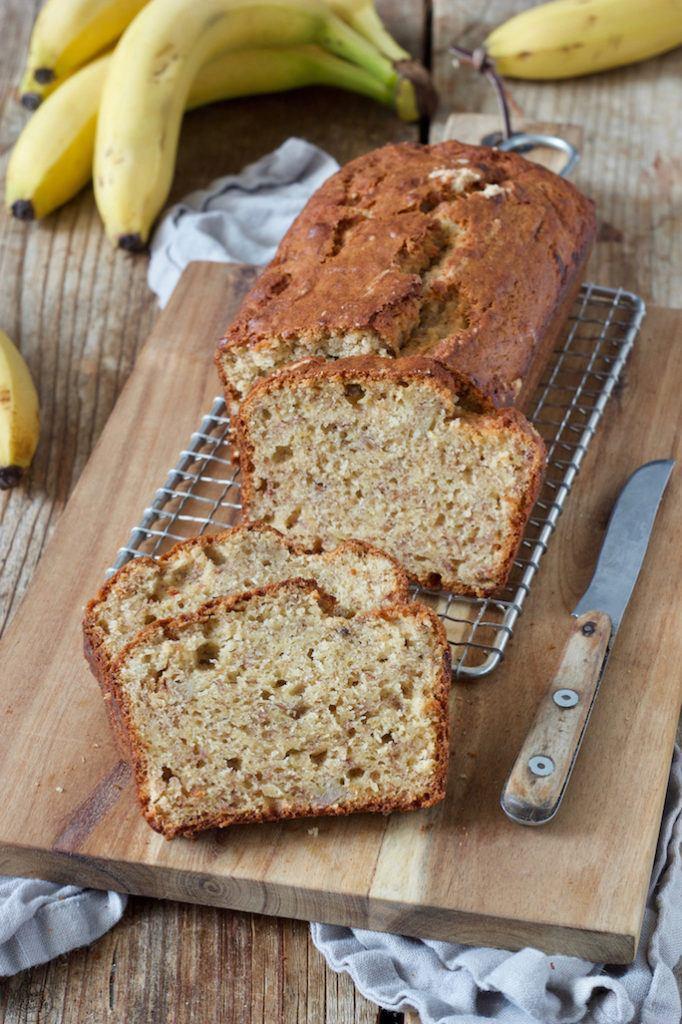 Bananenbrot als Verwertung von braunen Bananen nach einem Rezept von Sweets & Lifestyle®️