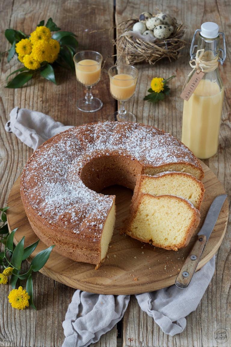 Saftiger Eierlikorkuchen Rezept Sweets Lifestyle