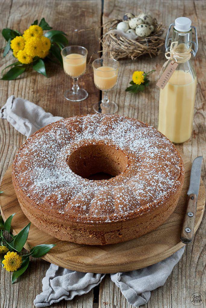 Saftiges Eierlikörkuchen Rezept von Sweets & Lifestyle®️