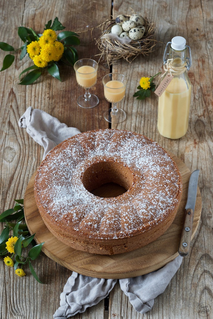 Eierlikörkuchen Rezept von Sweets & Lifestyle®️ einfach und lecker