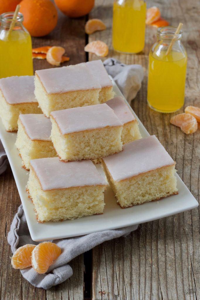 Leckeres Fantakuchen Rezept das perfekt für Kinder ist von Sweets & Lifestyle®