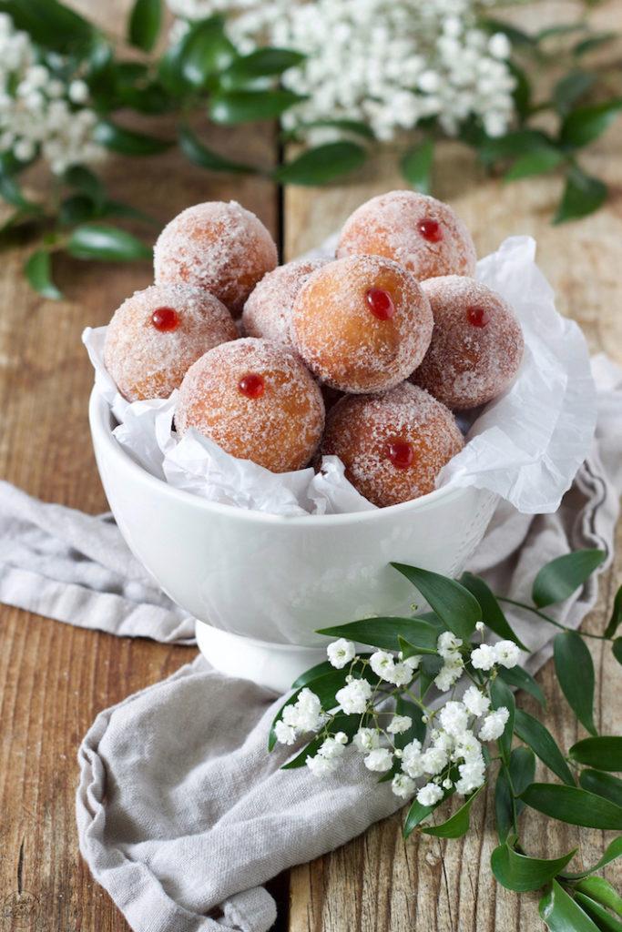 Gefüllte Quarkbällchen nach einem Rezept von Sweets & Lifestyle®️