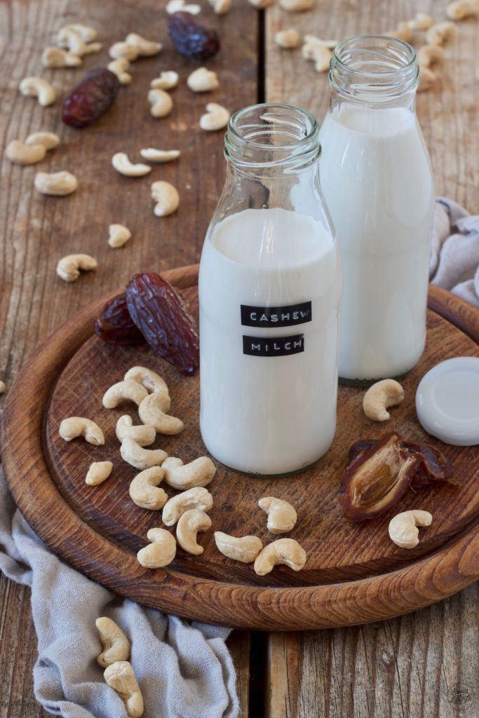 Leckeres Cashewmilch Rezept von Sweets & Lifestyle®