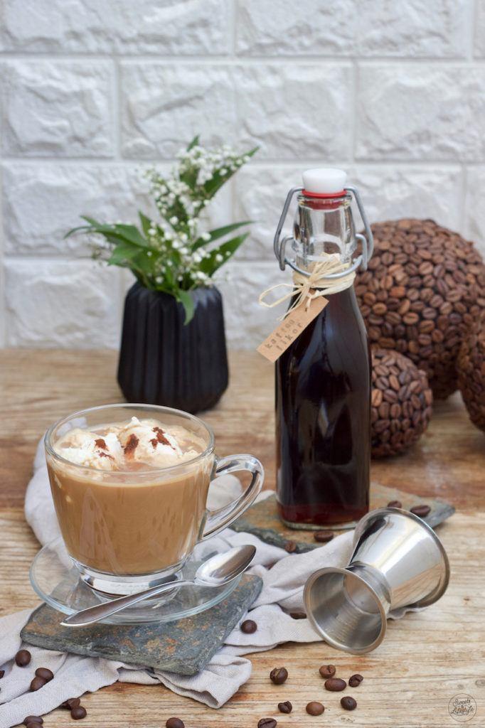 Hot White Russian nach einem Rezept von Sweets & Lifestyle®