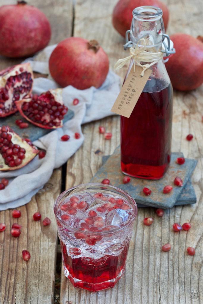 Leckeres Granatapfelsirup Rezept von Sweets & Lifestyle®