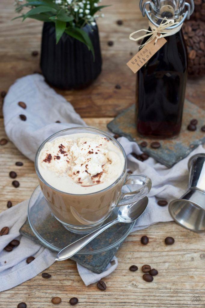 Wärmender Hot White Russian nach einem Rezept von Sweets & Lifestyle®
