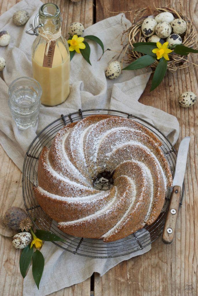 Eierlikör-Gugelhupf mit Mohn nach einem Rezept von Sweets & Lifestyle®